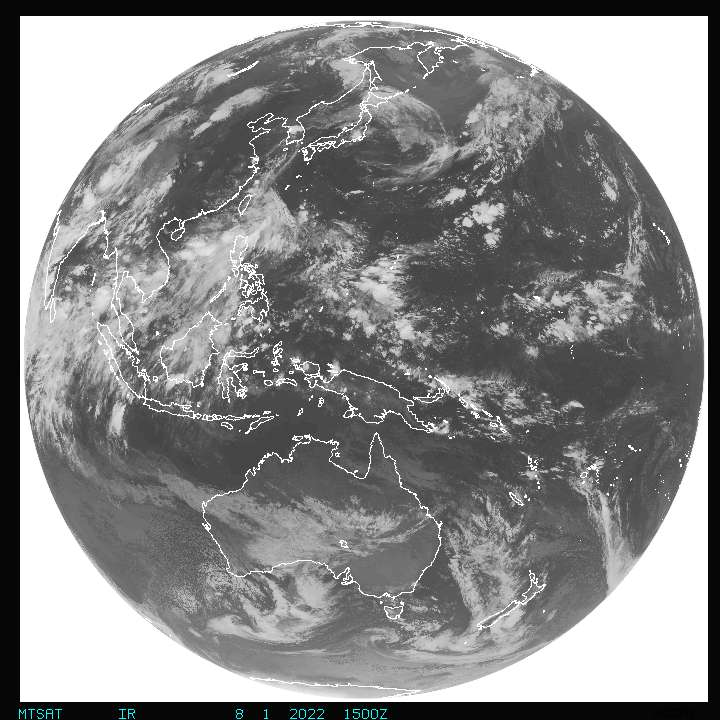 Asian Pacific Satellite global warming hurricanes image temporarily unavailable please return later.