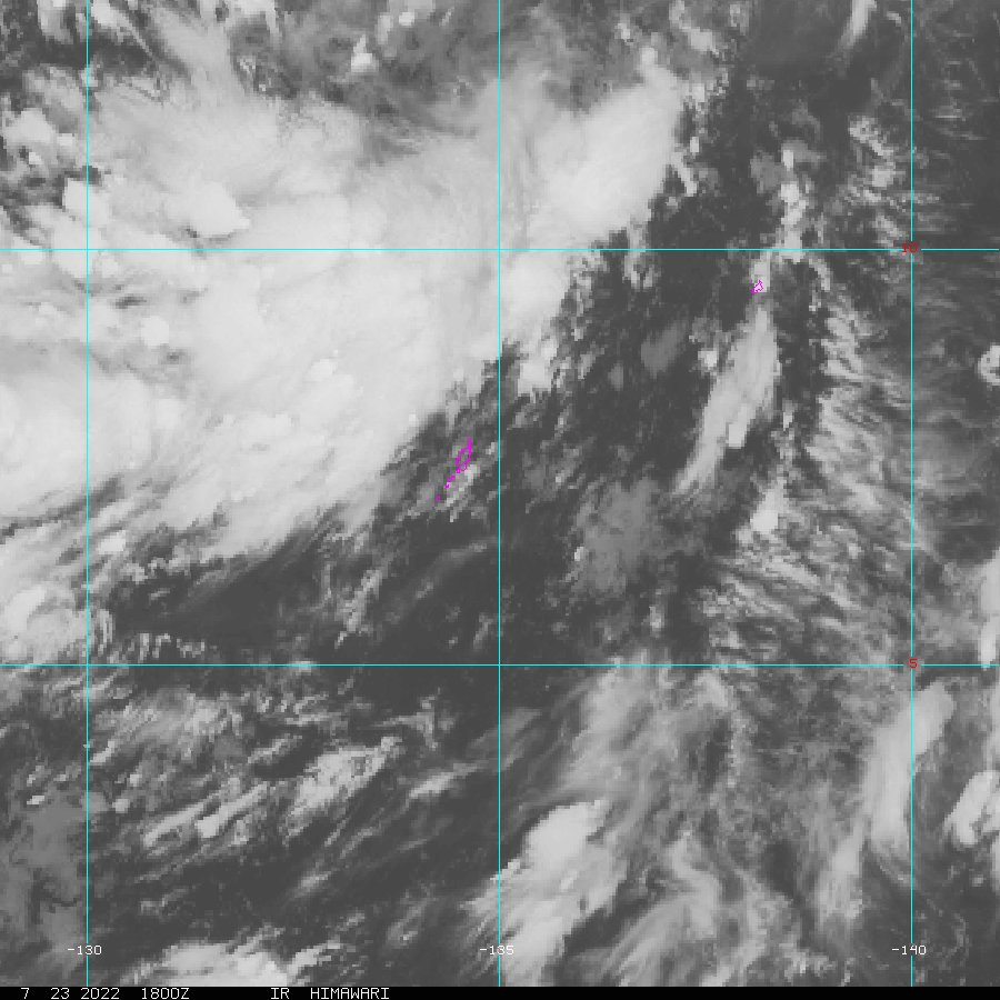 Visible Satellite