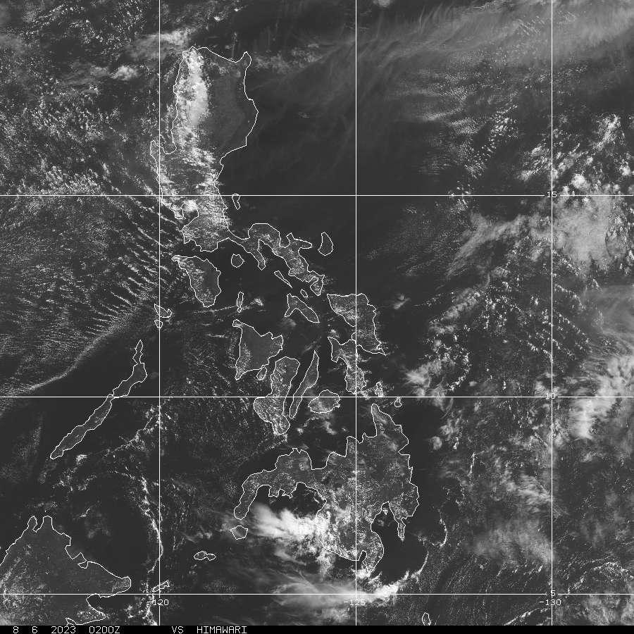 Clouds radar
